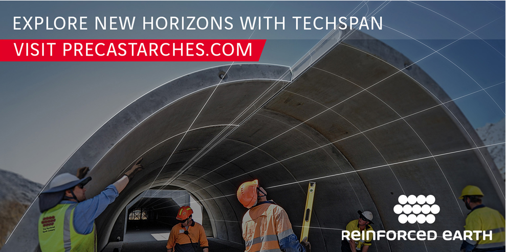 Shape Calculator for TechSpan® precast arch solutions