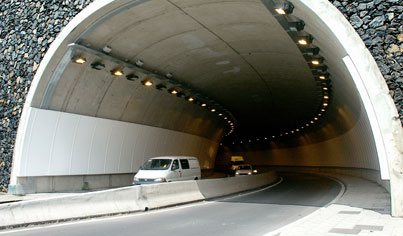 TechSpan® Roadway Tunnel