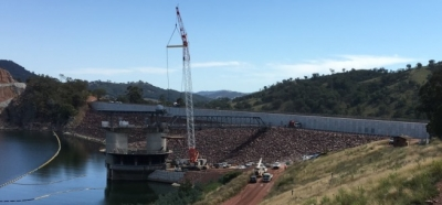 Chaffey Dam Upgrade, NSW